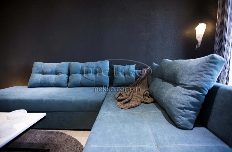 Кутовий диван з поворотним механізмом (Mercury) Меркурій ф-ка Мекко (Ортопедичний) - 3000*2150мм-5