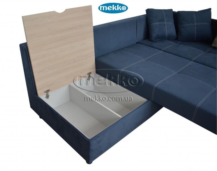 Кутовий диван з поворотним механізмом (Mercury) Меркурій ф-ка Мекко (Ортопедичний) - 3000*2150мм-18