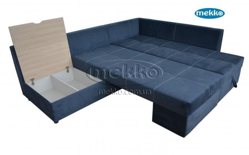 Кутовий диван з поворотним механізмом (Mercury) Меркурій ф-ка Мекко (Ортопедичний) - 3000*2150мм-19