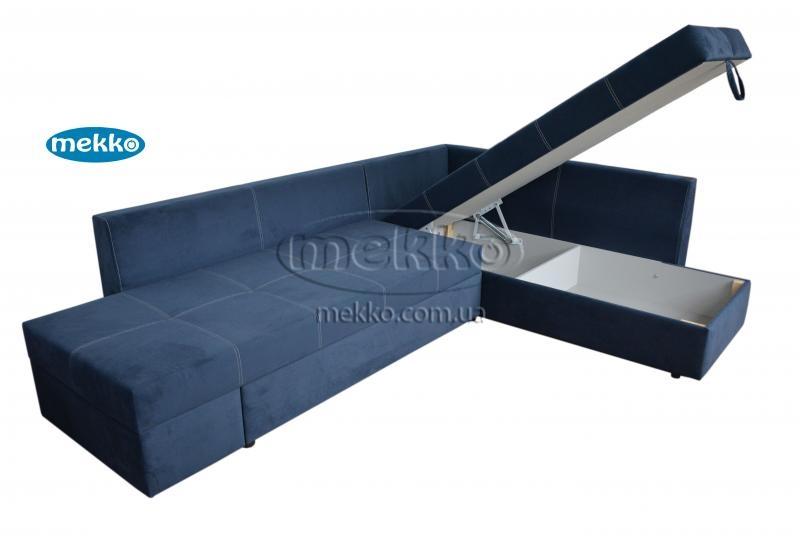 Кутовий диван з поворотним механізмом (Mercury) Меркурій ф-ка Мекко (Ортопедичний) - 3000*2150мм-14