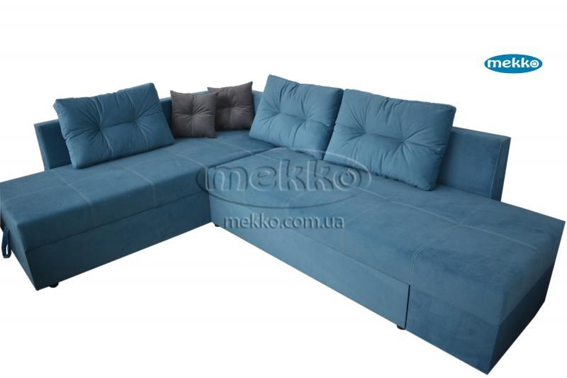 Кутовий диван з поворотним механізмом (Mercury) Меркурій ф-ка Мекко (Ортопедичний) - 3000*2150мм-10