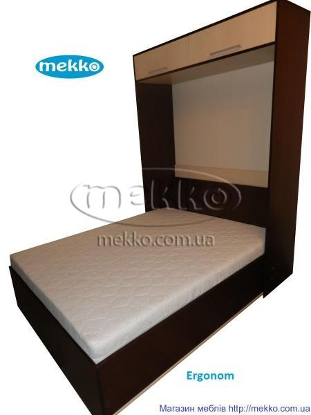 "Ліжко-шафа mekko ""Ergonom""-4"